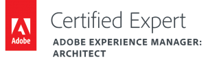 Certified Expert Adobe Experience Manager Architect